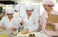食物栄養科学部イメージ