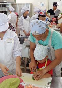 【参加募集】親子料理教室「郷土料理を作ろう」