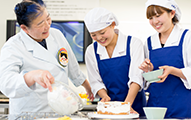 食物栄養科イメージ