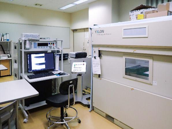 X線透過試験装置