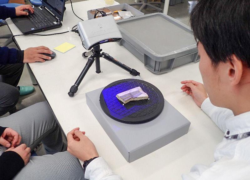 三次元レーダー計測装置