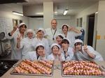 食物栄養学科がフランス研修旅行を実施しました