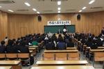 9月18日(土)、平成22年度秋季外国人留学生入学式を挙行しました