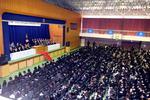 4月5日(火)、平成23年度別府大学・別府大学短期大学部の合同入学式を挙行しました
