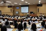 8月16日(火)、第3回別府大学・別府大学・別府大学短期大学部合同オープンキャンパスを実施しました
