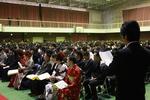 3月19日(月)、平成23年度の卒業式が挙行されました