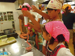 【食物栄養科学部】食物栄養学科が「親子料理教室」を開催しました