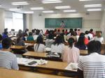 【キャリア支援センター】平成26年度「公務員試験受験対策講座 Ⅰ期」がスタート