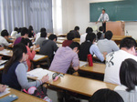 【キャリア支援センター】3年次生対象「常識問題対策講座」を実施しました