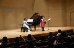 音楽鑑賞会「江崎昌子&稲村なおこ コンサート」を開催しました