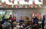 別府大学吹奏楽団がクリスマスコンサートを行いました