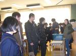 【日本語教育研究センター】日田市立戸山中学校と交流会をしました