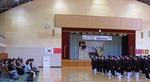 留学生が日田市で中学校交流会とグラウンドゴルフ大会に参加しました