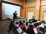 県内薬育授業でのマンガ副読本の活用