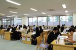 福岡県内企業を主体とした「学内合同企業説明会」を開催