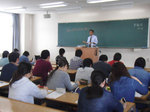 3年次生対象の「一般常識問題対策講座」を実施しました