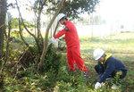 「第15回豊かな森づくり大会」のボランティアに参加しました
