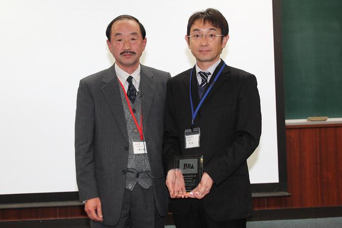 林毅准教授が日本農芸化学会西日本支部奨励賞を受賞