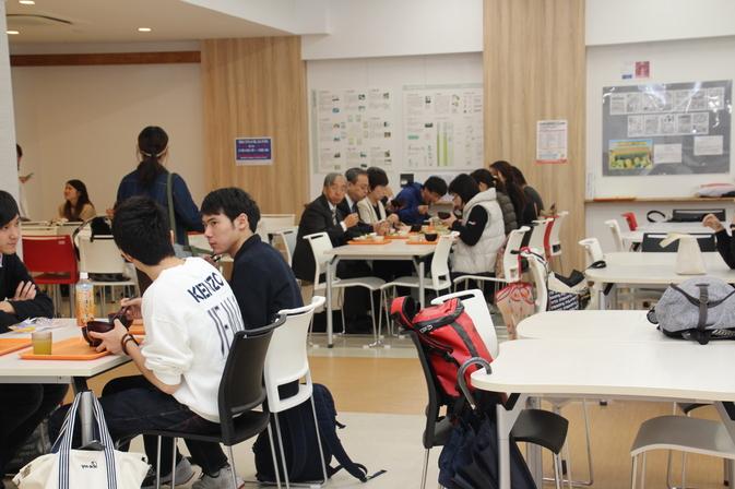 山香中学PTAが大学体験