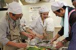 男性のための料理教室が開催されました