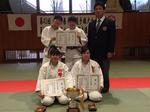 「大分県女子柔道選手権」で本学女子柔道部が活躍しました