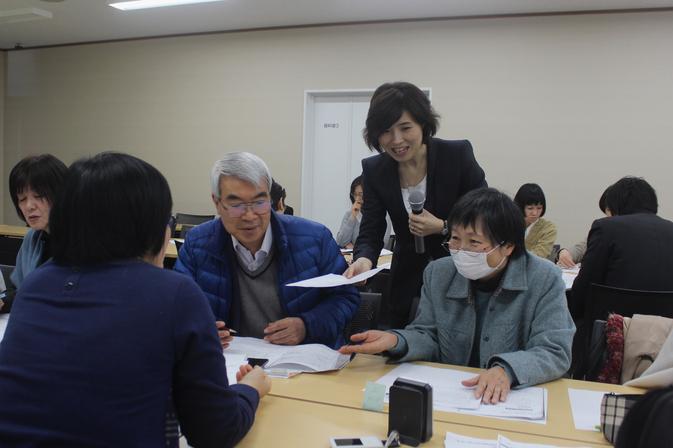 「第4回日本語教育講演会」を開催しました
