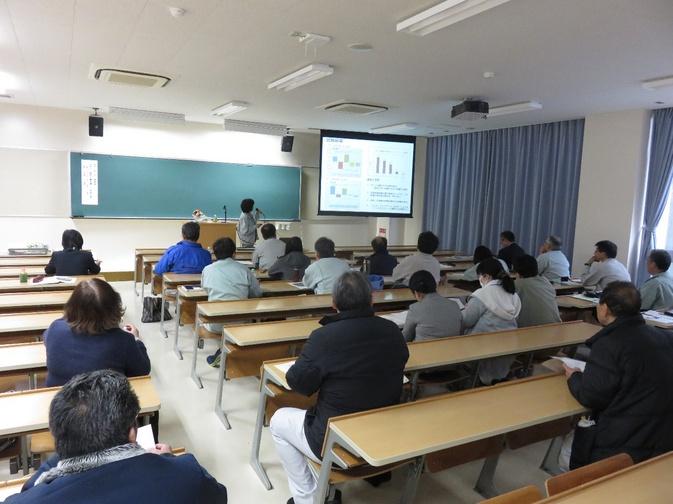 大分県農林水産研究指導センター「はやしセミナー」が本学で開催されました