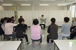 ロコモティブシンドローム予防教室開催中