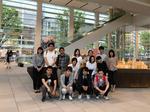 国際言語・文化学科の芸術系コースの学生が「ジブリの大博覧会」をSNSで発信!