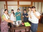 たび研の学生、高校生と農泊体験 ~由布高校との高大連携事業に参加~