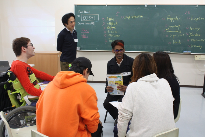 英語で世界とつながる 英会話セミナー