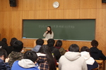 留学生による「日本語朗読コンテスト」を開催しました