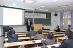 「日本語教育講演会」を開催しました