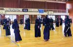 剣道カナダ代表チームが本学剣道部と強化合宿を行いました