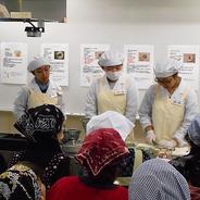 【食物栄養学科】地域住民の方を対象とした公開講座を行いました。