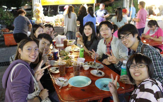 【海外研修報告】タイで発酵食品を学ぶ!食べる!