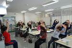 【食物栄養学科】ロコモティブシンドローム予防教室を開催しています。