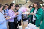 食物栄養科学部が九州チーズサミットに参加しました