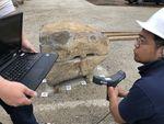 【私立大学研究ブランディング事業】熊本城内石垣の3D計測を行いました