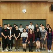 外国人留学生日本語スピーチコンテストが開催されました。