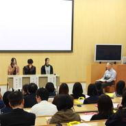 【高大連携】中津北高校PTAの皆さまが大学体験をしました。