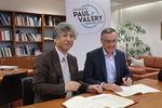 仏ポールヴァレリー・モンペリエ大学と交流協定を締結しました