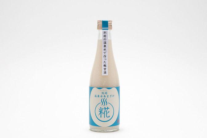 BEAMS EYE on BEPPUで発酵食品学科開発の「別府温泉水あまざけ」が販売されます