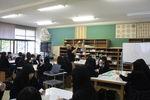 【高大連携】福徳学院高校1年生が「1日大学体験」を行いました