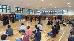 【別科日本語課程】留学生が剣道体験を行いました