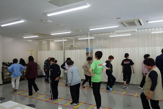 【参加者募集中】ロコモティブシンドローム予防教室
