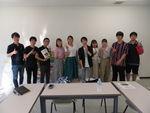 【夢米棚田プロジェクト】立命館大学から取材を受けました