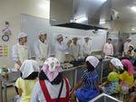 【食物栄養学科】親子料理教室を開催しました
