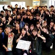 初!金賞受賞!! 第64回九州吹奏楽コンクール