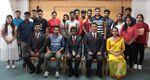 スリランカ駐日大使、留学生を激励